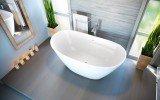 Purescape 748 Glossy Freestanding Slipper Stone Bathtub 05 2 web