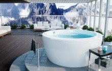 Outdoor Bathtubs picture № 13