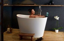 Aquatica true ofuro tranquility freestanding solid surface bathtub web 03