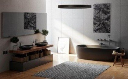 Coletta black freestanding solid surface bathtub 03 (web)