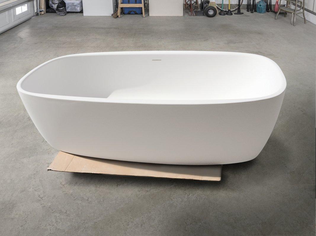 Aquatica coletta white freestanding solid surface bathtub customer images 01 (web)