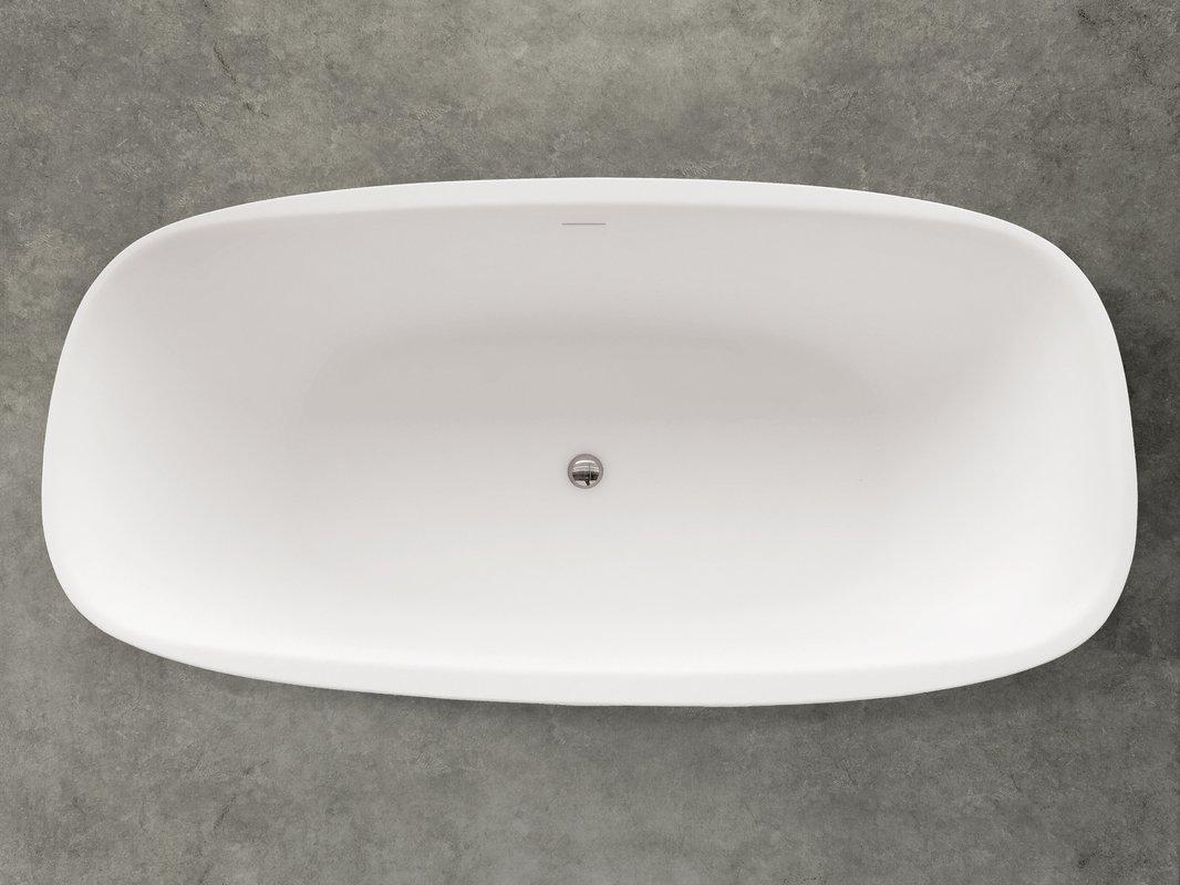 Aquatica coletta white freestanding solid surface bathtub customer images 04 (web)
