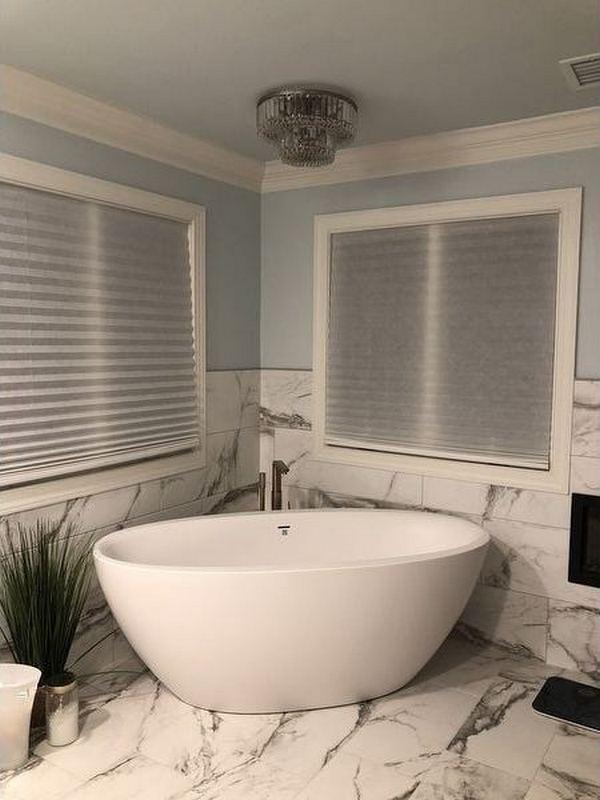 Aquatica Sensuality Mini White Solid Surface Bathtub