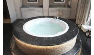 Aquatica Allegra Bañera de Relajar de Masaje Aire incorporado