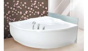 Purescape™ 314, la bañera angular en material acrílico, by Aquatica