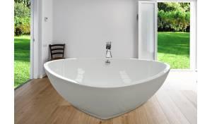 Purescape™ 400, la bañera freestanding Aquatica en material acrílico