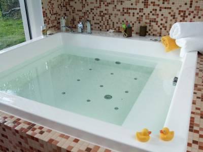 Bañeras empotradas en acrílico